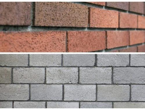 Из какого материала построить дом: красный силикатный кирпич или пеноблоки