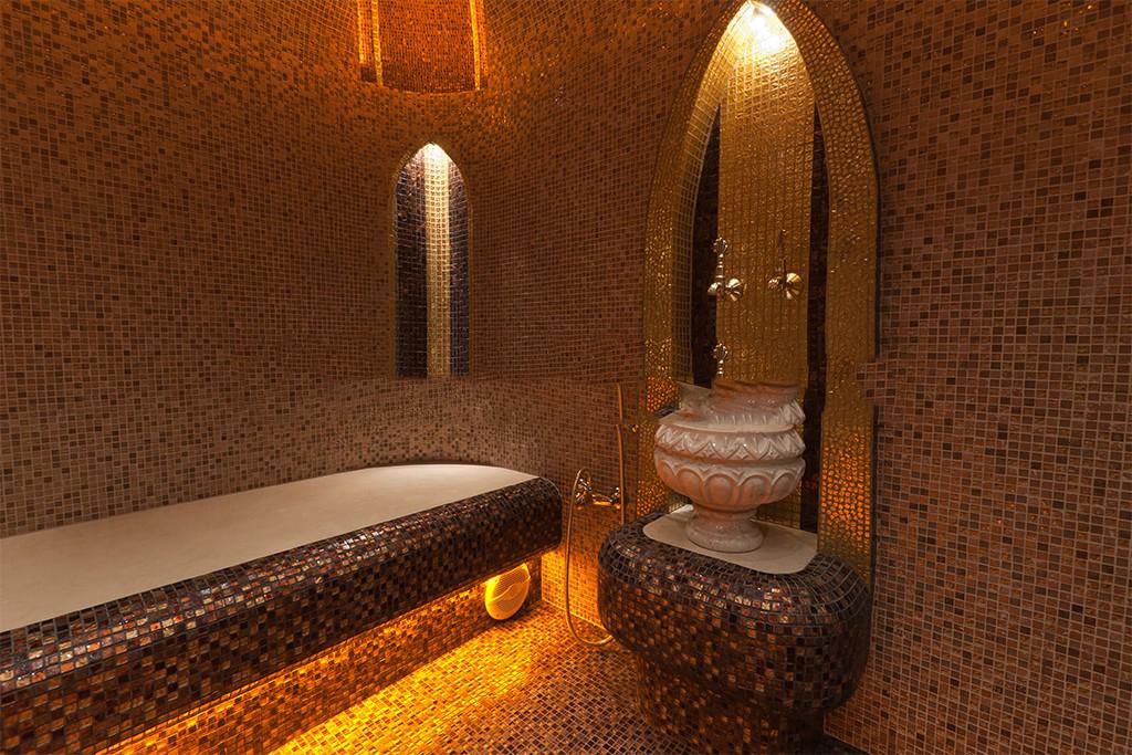Хамам в квартире. Преимущества и недостатки турецкой бани
