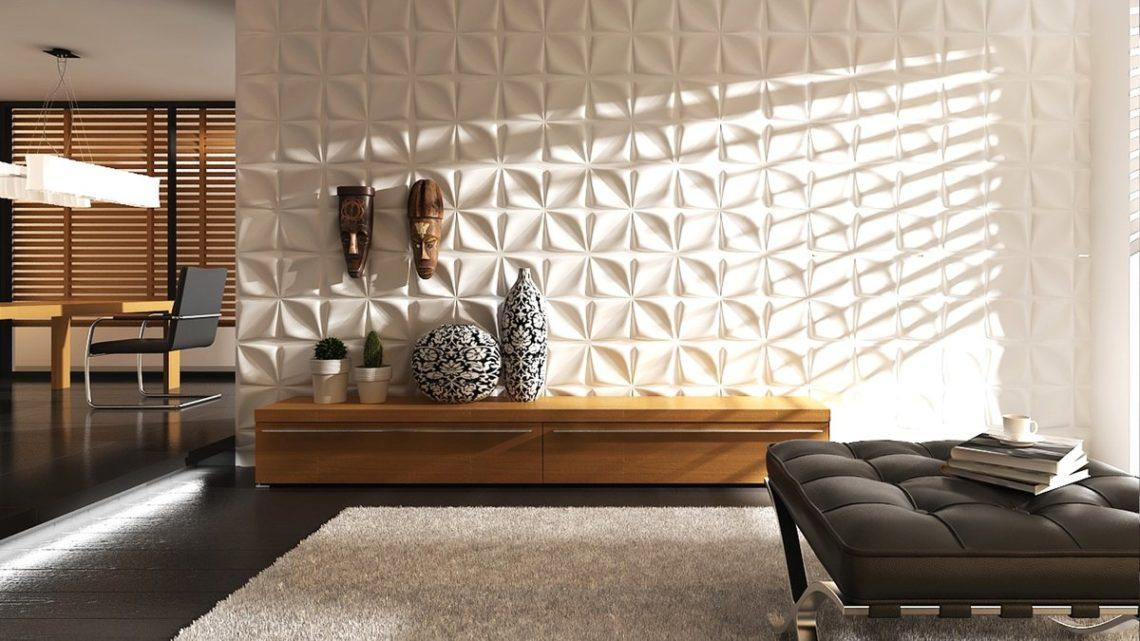 Современные стеновые панели