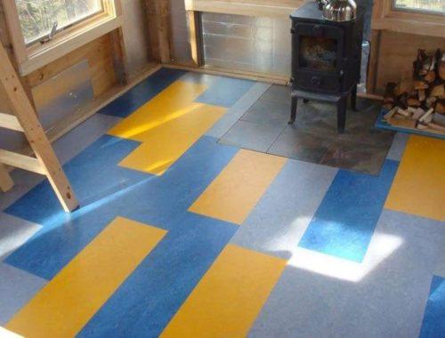 Какой краской покрасить деревянный пол