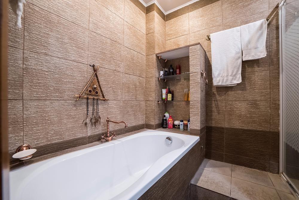 материалы для стен в ванной комнате