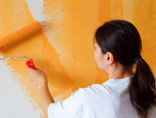 ошибки при работе с красками