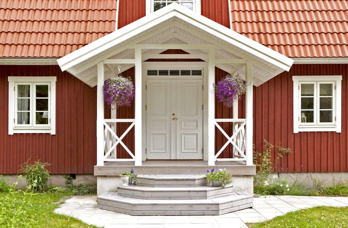 Крыльцо для частного дома