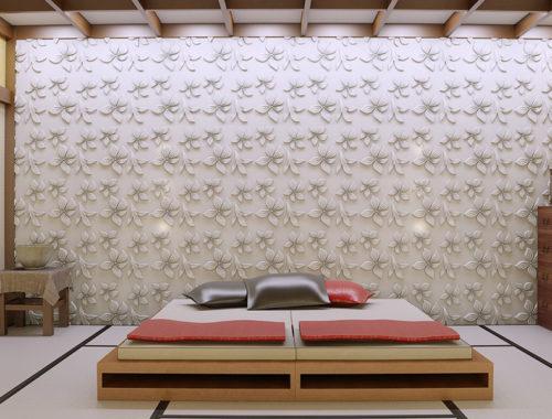 Мягкие стеновые панели для внутренней отделки
