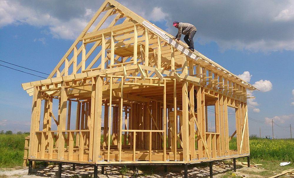 Построить дом с нуля своими руками
