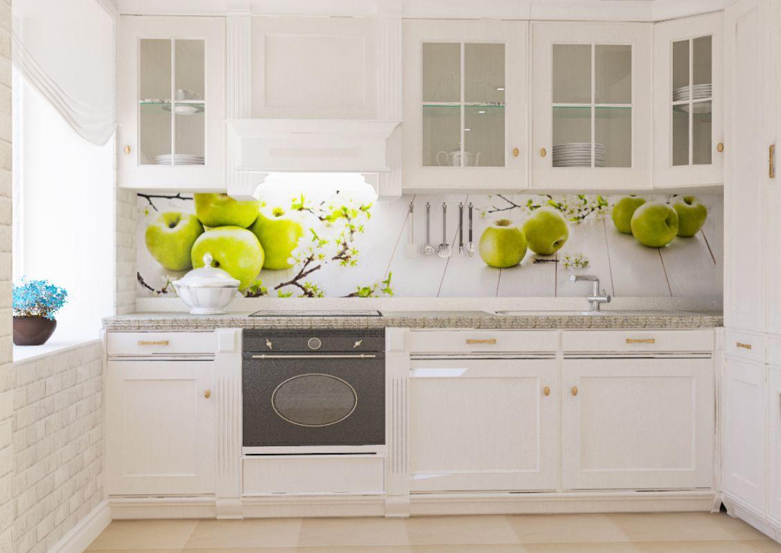 Стеновые панели для кухни виды