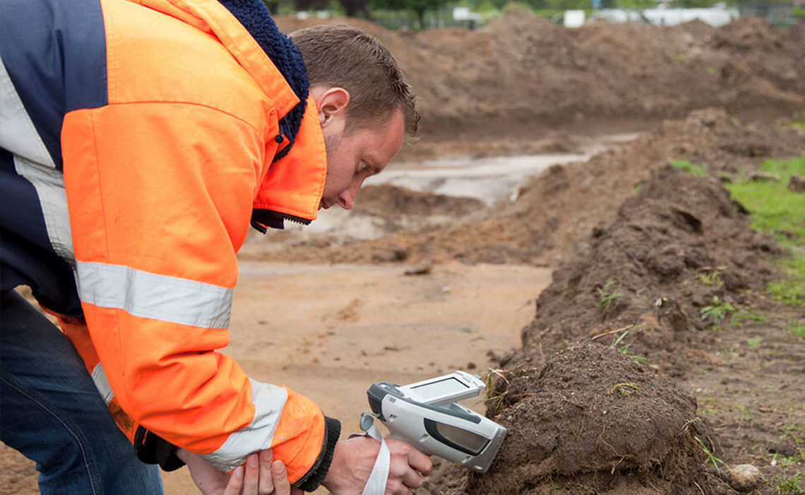Как провести геологию грунта