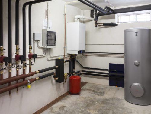 Отопление дома газом или электричеством